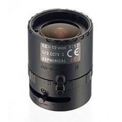 Tamron 12VM412ASIR High Resolution IR Vari-Focal Lens