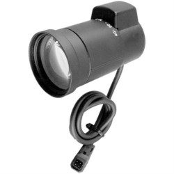 Pelco 13VD1-3 1.6-3.4mm Direct Drive Auto Iris, Spot Filter, CS-Mount