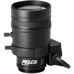 Pelco 13M2.2-6 1/3-inch 2.2-6mm F1.3 3MP DC Auto-Iris Varifocal Lens