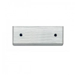 Interlogix 1913-L Spacer, 2500 Series, Aluminum, Anodized Finish