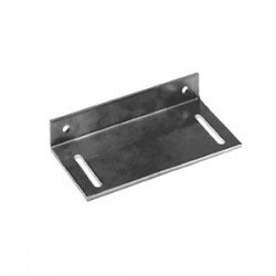 Interlogix 19122-L L Bracket, 1045/1045T Series, Aluminum