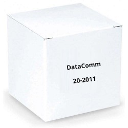 DataComm 20-2011 Color-Rite Surface Box - Ivory