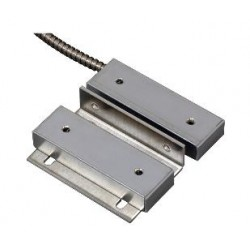 "United Security Products 500-SP Wide Gap - Industrial Contact - CC Metal Enclosures - SS Jacketed Lead - 2.5"" Gap"