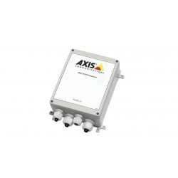 Axis T97A10 Outdoor Wall-Mount Enclosure for Encoder and Decoder