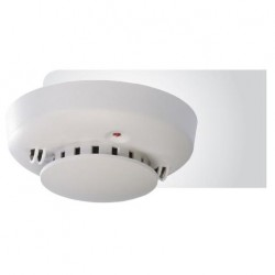 Interlogix 521NC Photoelectric 2-Wire Smoke Detector with CleanMe