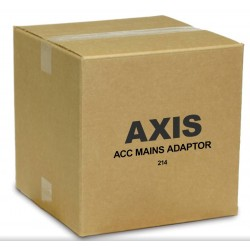 Axis 5500-211 Mains Adapter for 214 PTZ Camera