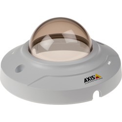 Axis 5504-031 Smoke Dome Bubble for Mini Vandal Domes, 5pcs.