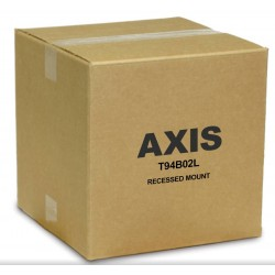 Axis 5507-391 T94B02L Recessed Mount