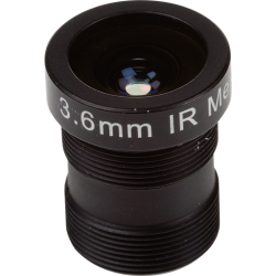 Axis 5506-011 M12 Mount Megapixel 5506-011 3.6mm Lens 10-Pack