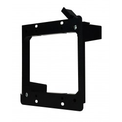 DataComm 60-0022-S 2-Gang Low-Voltage Bracket