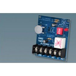 Altronix 6062 Multi-Function Timer, 12V DC or 24V DC