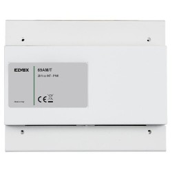 Elvox 69AM-T Audio/Video Switch for 4 CCTV Cameras
