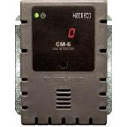 Macurco CM-6 CO Fixed Gas Detector Controller/Transducer