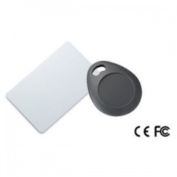 Geovision 81-EK125-101 GV-AS ID Card TAG Type