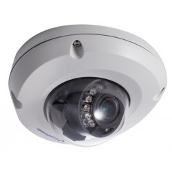 Geovision GV-EDR2100-2F 2Mp Outdoor IR Mini Network Vandal Dome