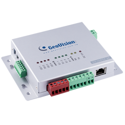 Geovision 84-IOBOX4E-0200 GV-IOBOX4 4 Port with Ethernet