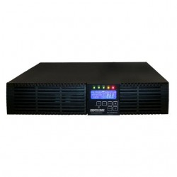Minuteman 90000886 1000 VA On-line Rack/Tower UPS with 6 Outlets
