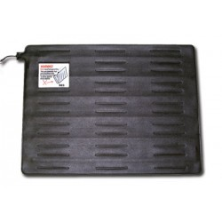 """United Security Products 960PR Sealed Pressure Mat 24""""X60"""" - Pet Resistant up to 60lbs"""