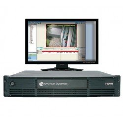 American Dynamics ADHD32020A HDVR W/up to 32 CH Analog and 8 CH IP 2TB