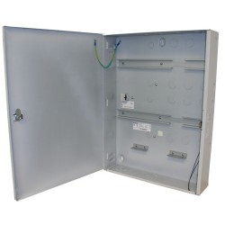 Bosch AEC-AMC2-UL2 Large Enclosure with Two Din Rails