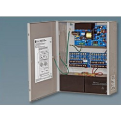 Altronix AL600ULXPD16 16 Fused Outputs Power Supply/Charger, 12/24VDC
