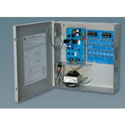 Altronix ALTV615DC416UL 16 Output Power Supply, 6-15VDC @ 4 Amp, Class 2 Rated Fuse Protected Power Limited, UL Listed
