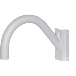 Vivotek AM-221 Outdoor Aluminum Gooseneck Wall Mount, White