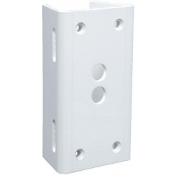 Videolarm APM3W Pole Mount Adapter Bracket, White
