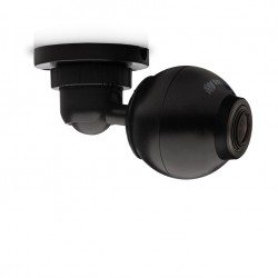 Arecont Vision AV1145-3310-W 1.3 MP IP MegaBall Color Camera with 3.3 to 10mm Lens
