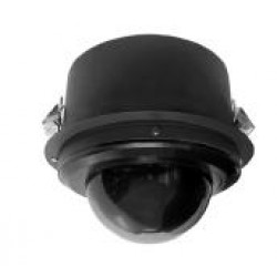 Pelco BB4E-F Spectra IV IP H.264 In-Ceiling Backbox, Black