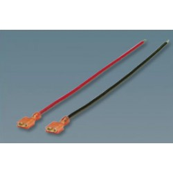 "Altronix BL2 2 - 8"" Battery leads (Red & Black)"