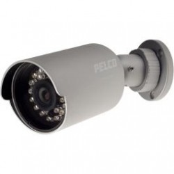 Pelco BU4-IRF4-4 Outdoor IR Vandalproof Bullet Camera, 3.6mm, NTSC