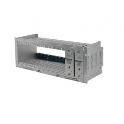 ComNet C2US Rack Mount Card Cage with Redundant Power