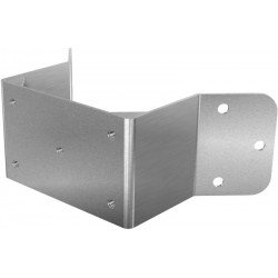 Pelco CMXM100 Stainless Steel Corner Mount Adapter for ExSite Series