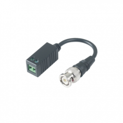 Comelit CNTB2 Pair of BNC Male to Terminal Balun with Mini Coax