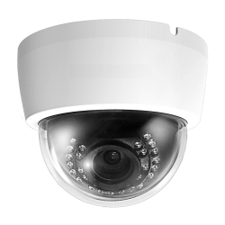 Cantek-Plus CTP-TLV29AD 2.4Mp Indoor IR HD Dome Camera