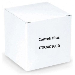 Cantek CTRMC16CD 16 Channel color Multiplexer