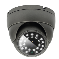 Cantek-Plus CTP-TF19TE 2.1Mp HD-TVI IR Turret Dome