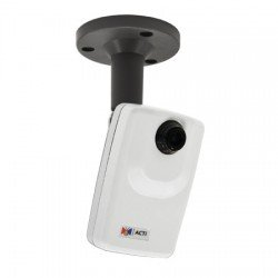 ACTi D12 3MP Full HD Network Cube Camera, 3.6mm