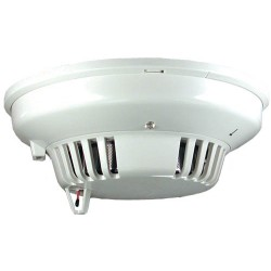 Bosch D273THCS 4-Wire Smoke/Heat Detector w/Auxiliary Relay & Sounder