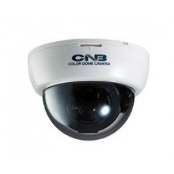 CNB DJL-20S-W 600TVL Indoor D/N MonaLisa Dome Camera, 3.8mm, White