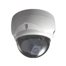 "Dedicated Micros, DM-CAM-VSD22XOA, 1/4"" Sony 22X Optical PTZ3 Outdoor Vandal Dome, 580TVL , 0.005 Lux"