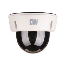 Digital Watchdog DWC-V6763TIR 1080P Analog High Definition IR Weatherproof Dome Camera, 2.8-12mm Lens
