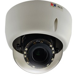 ACTi E617 10Mp 4.3x Indoor Adaptive IR Network Vandal Dome