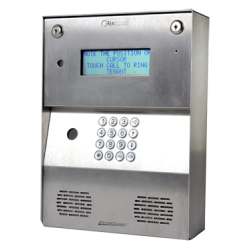 Keri Systems EGS-750HF Silver, Hands Free, Networkable Telephone Entry Controllers
