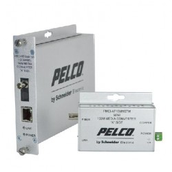 Pelco FMCI-AF1MM1ST Media Convert-A 100M MM 1CH ST