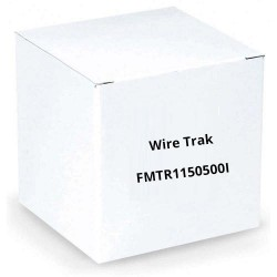 Wire Trak FMTR1150500I Ivory Corner Duct Tee Reducer 501