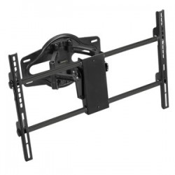 Video Mount Products FP-XMWAB Extra Medium Articulating Wall Mt, 32-52in, Black