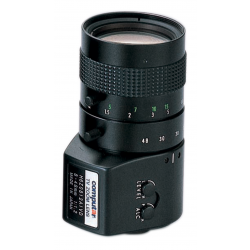 Computar H6Z0812AIVD 1/2-inch 8-48mm f1.2 6X Manual Zoom, Video