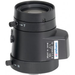 Computar HG3Z1014AFCS 1/2-inch 10-30mm f1.4 Varifocal, Video Auto Iris